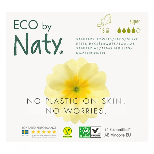 Eco by Naty Damenbinden super