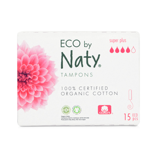 Ecy by Naty Tampons super plus