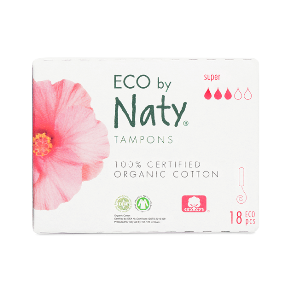 Ecy by Naty Tampons super